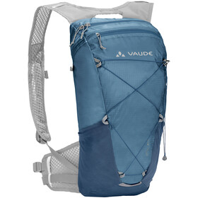 VAUDE Uphill 9 LW Rugzak, washed blue